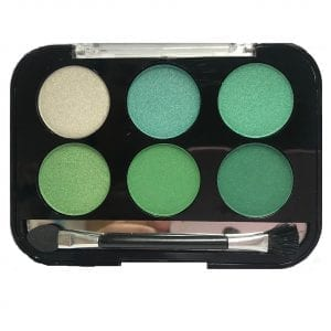 Laval Eyeshadow Palette NEW - Green