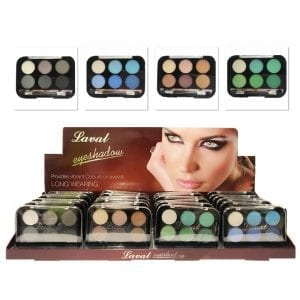 Laval Eyeshadow Palette TRAY NEW 1