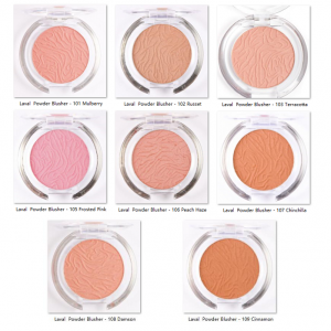 Laval Powder Blusher 8pcs