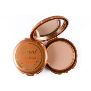 Laval SALON DELUXE BRONZING POWDER - Dark Matt