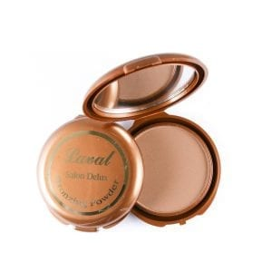 Laval SALON DELUXE BRONZING POWDER - Medium Matt 1
