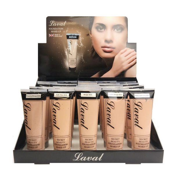 Laval Secret Beauty Foundation TRAY