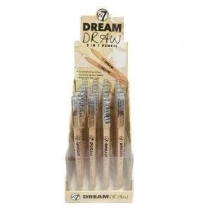 W7 Dream Draw Pencil TRAY