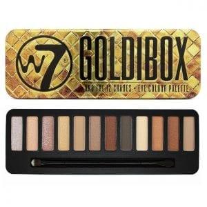 W7 Goldibox 2