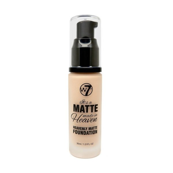 W7 Matte Made in Heaven - Fresh Beige