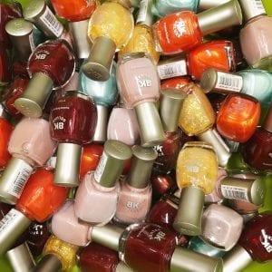 60pcs BK nail polish