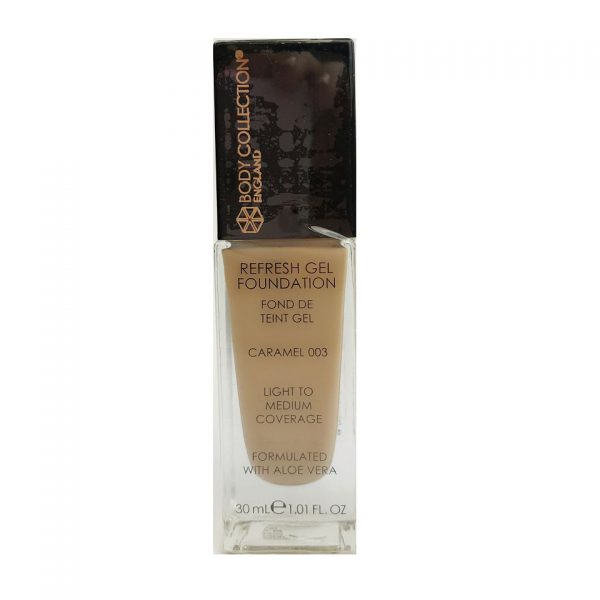 Body Collection Refresh Gel Foundation 003 Caramel