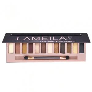 Lameila 12 Colours Eyeshadow Palette 02