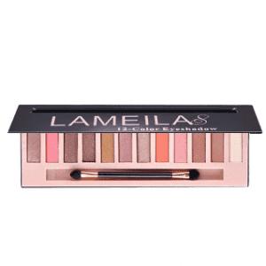 Lameila 12 Colours Eyeshadow Palette 03