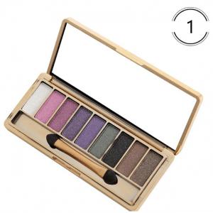 Lameila 9 Colours Eyeshadow 01
