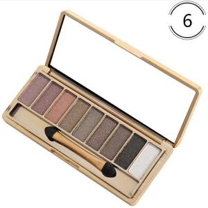 Lameila 9 Colours Eyeshadow 06
