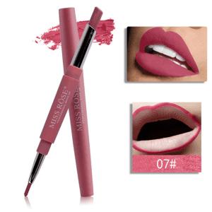 Miss Rose 2 in 1 Lipstick Lipliner 07