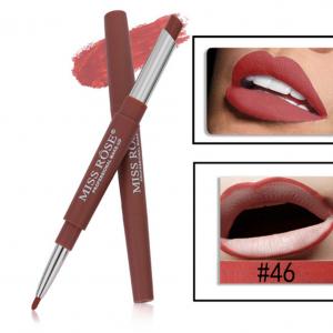 Miss Rose 2 in 1 Lipstick Lipliner 46
