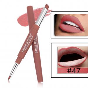 Miss Rose 2 in 1 Lipstick Lipliner 47