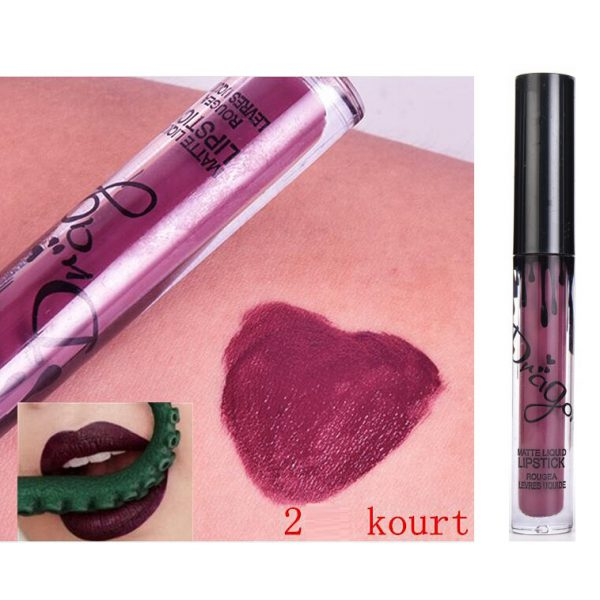 Dragon Liquid Lipstick - 02