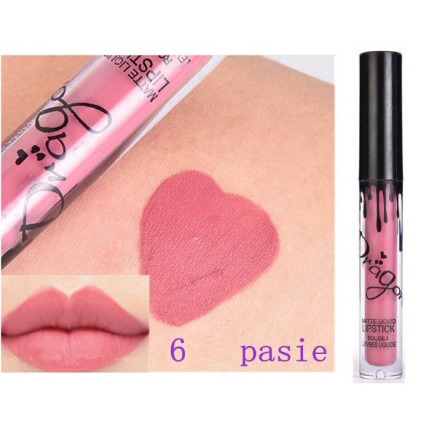Dragon Liquid Lipstick - 06