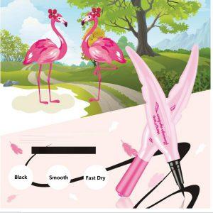 Heng Fang Flamingo Black Liquid Eyeliner