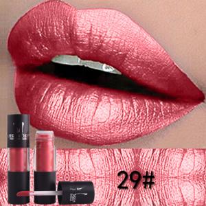 Miss Rose Metallic Lip Gloss 29