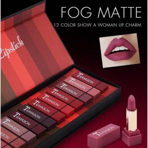 Teayson 12pcs Matte Lipstick Set 1