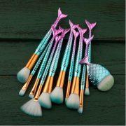 11pcs fishtail brush set 1