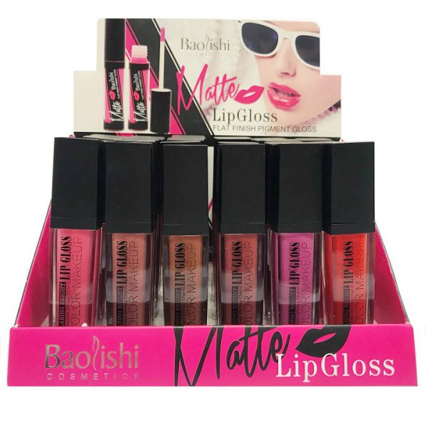 BaoLiShi Matte Lip Gloss