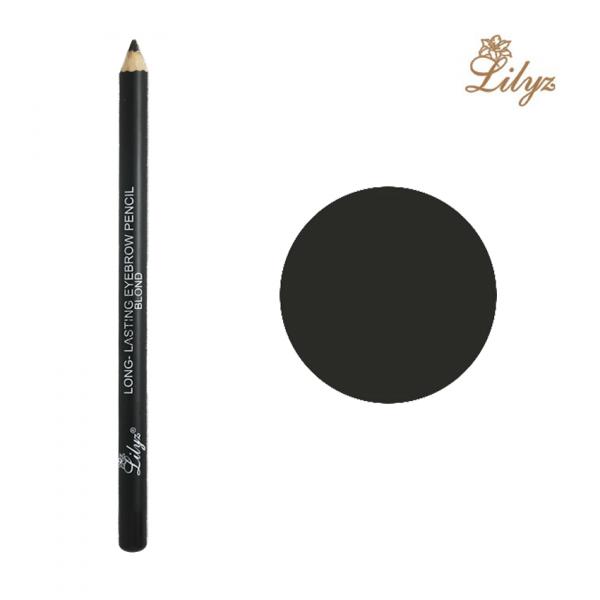 Lilyz Long-Lasting Eyebrow Pencil – Blond