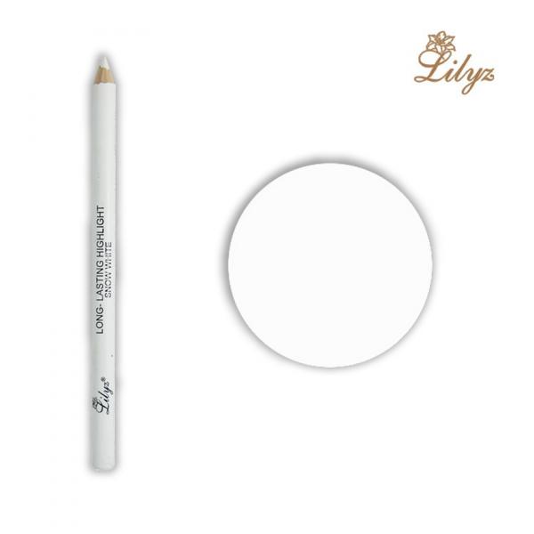 Lilyz Long-Lasting Highlight Pencil - Snow White