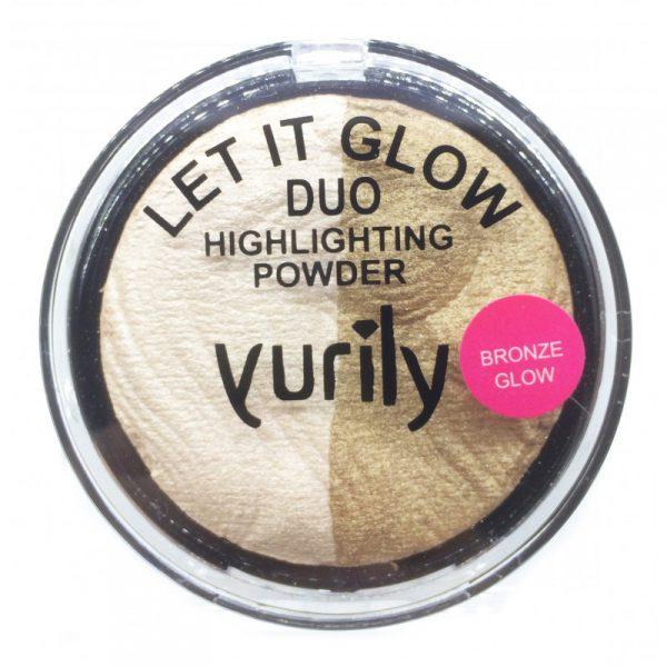 Yurily Let It Glow Duo - Bronze Glow 1