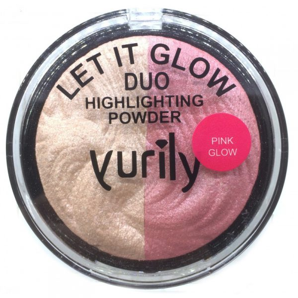 Yurily Let It Glow Duo - Pink Glow 1