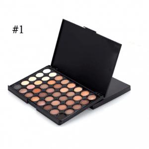 PopFeel 40 colours eyeshadow palette #1