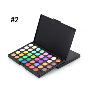 PopFeel 40 colours eyeshadow palette #2
