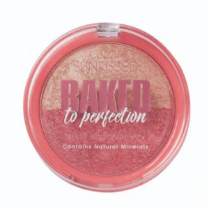 SunKissed Baked to Perfection Blush Highlight Duo 1