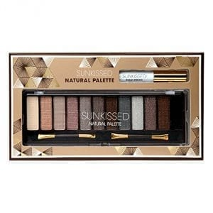 SunKissed Natural Palette 1
