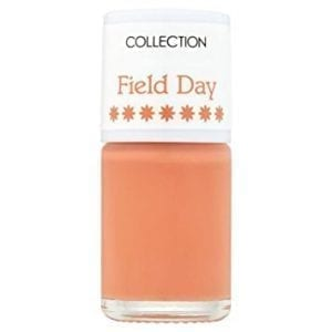 Collection Field Day Nail Polish 3 Peach Blossom