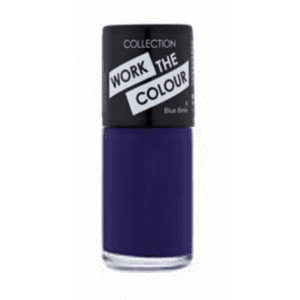 Collection Work The Colour Nail Polish 4 Blurple