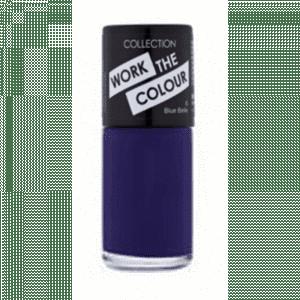 Collection Work The Colour Nail Polish 4 Blurple