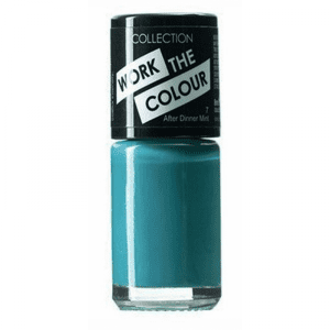 Collection Work The Colour Nail Polish 7 After Dinner Mint