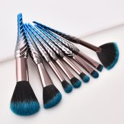 Glowii 8pcs Seashell Makeup Brush Set 1