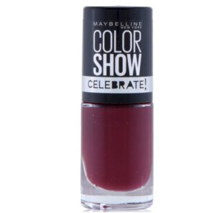 Maybelline Colorshow Nail Polish 438 Velvet Rope