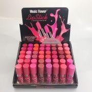 Music Beauty 48pcs Lipsticks Tray 1