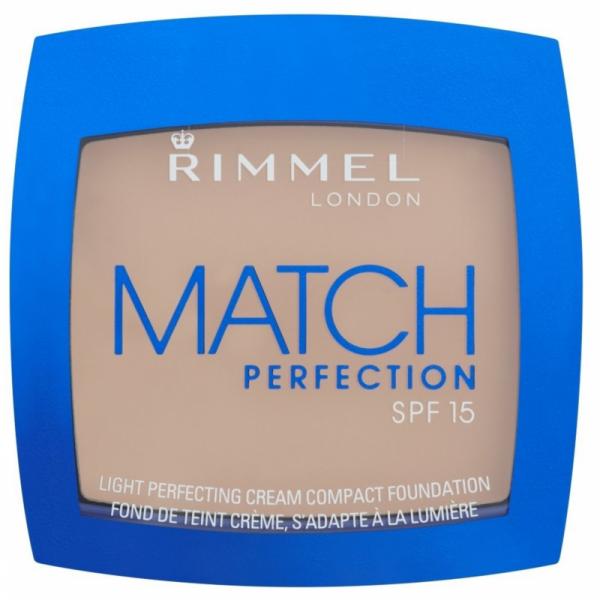 Rimmel Match Perfection Cream Compact Foundation - 303 True Nude