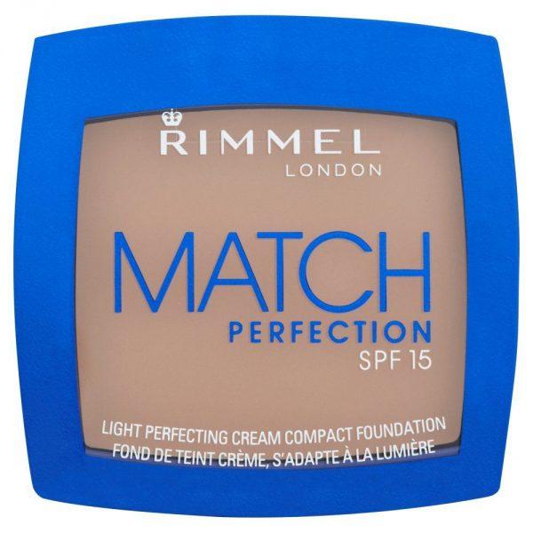 Rimmel Match Perfection SPf15 Compact Foundation - 200 Soft Beige