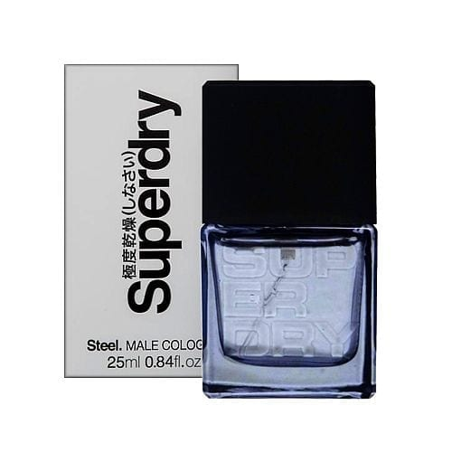 Superdry Steel Male Cologne