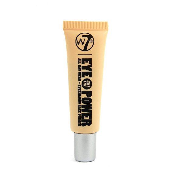 W7 Eye Got the Power All Day Wear Eyeshadow Primer 7ml -Temptation