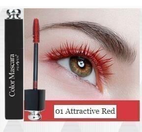 PeiFen Color Mascara 01 Red
