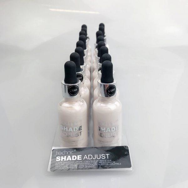 Technic Shade Adjust - Light TRAY