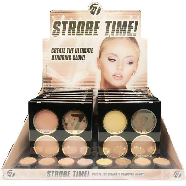 W7 Strobe Time! TRAY