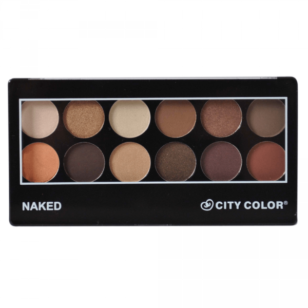 City Color Eyeshadow Naked
