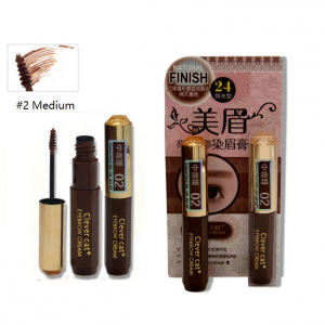 Clever Cat Brow Gel #2 Medium
