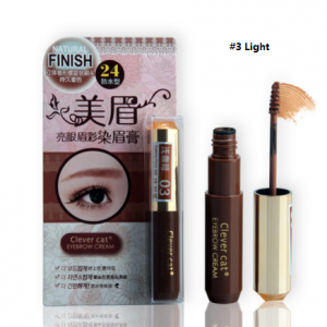 Clever Cat Brow Gel #3 Light
